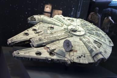 ¿Quieres dormir en el Halcón Milenario de Star Wars?
