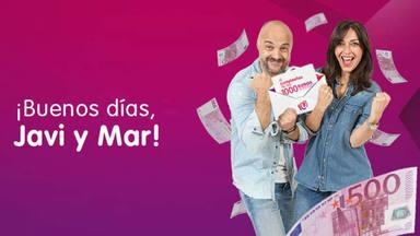 ¿Quieres ganar 1000 euros con tu programa despertador favorito 'Buenos días, Javi y Mar'?