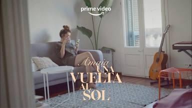 Imagen promocional del documental de Amaia Una vuelta al sol