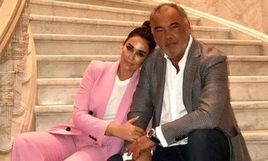 Vicky Martíin Berrocal, muy enamorada de su pareja Joao Viegas