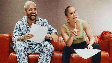 """Jennifer Lopez y Maluma lanzarán música conjunta que acompañaría a su película """"Marry Me"""""""