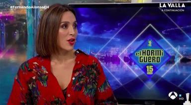 El Hormiguero Tamara Falcó truco piel perfecta