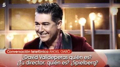 Ángel Garó, víctima de las llamadas comprometidas a famosos de Sálvame