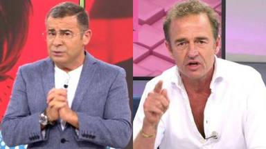 Jorge Javier responde a Alessandro Lequio tras defender a María Teresa Campos