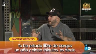 Pillada Kiko Rivera hablando de Isabel Pantoja en publicidad