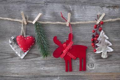 Formes de triomfar amb la decoració Nadal 2020