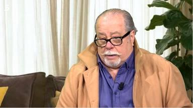 Arévalo se pronuncia sobre la separación de Bertín Osborne y Fabiola