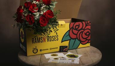 Floristería 'Rams N Roses': los mejores aciertos nombrando un comercio