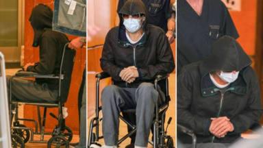 El alarmante estado de salud de Brad Pitt tras ser visto en silla de ruedas al salir de un hospital