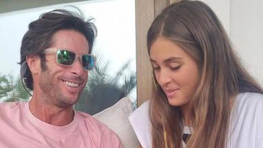 Canales Rivera presume de hija en Instagram