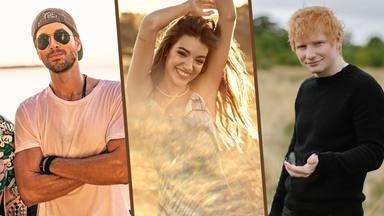 Los 8 discos más esperados de lo que queda de 2021: Desde Enrique Iglesias a Ed Sheeran