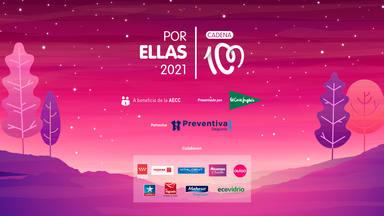 Todos los patrocinadores de CADENA 100 Por Ellas 2021