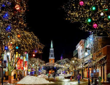 Hoy se encienden los alumbrados navideños en muchas ciudades