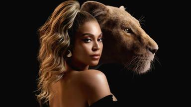 """Así suena """"Spirit"""" de Beyoncé para la película """"El rey león"""""""