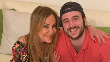Ana Obregón, solidaria y feliz con la recuperación de su hijo