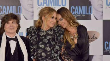 """El sentido homenaje de Mónica Naranjo y Marta Sánchez a Camilo Sesto: """"Sigue cantando para nosotros"""""""