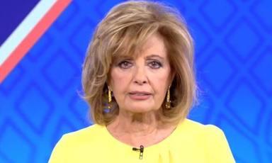 La tajante respuesta de María Teresa Campos ante el bulo de su fallecimiento