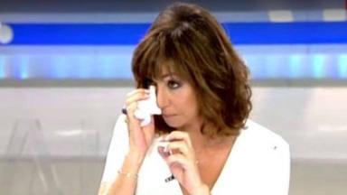 Carlota Corredera desvela un emotivo ''secreto'' de Ana Rosa Quitana y provoca sus lágrimas
