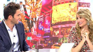 Del beso apasionado de Alba Carrilo con Santi Burgoa a su abandono de la televisión