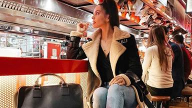 Las palabras que confirman el cambio de vida de Cristina Pedroche: ''Ver la vida al revés es lo mejor''