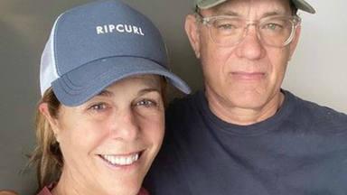 Tom Hanks y Rita Wilson reciben el alta hospitalaria
