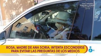 La preocupación de la familia de Ana Soria