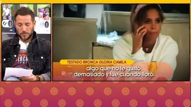 Sálvame: Gloria Camila llora por José Fernando