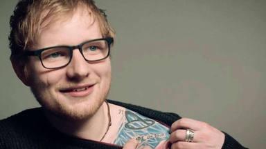 Ed Sheeran está cubierto de tatuajes sin embargo ha dejado un hueco muy especial para el próximo