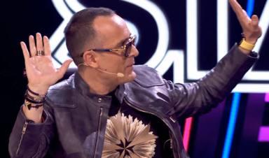 """Danna Paola manda callar a Risto Mejide en directo ante las risas de Isabel Pantoja: """"Te la tenía guardada"""