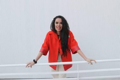 Beatriz Luengo se abre camino en el mundo de la moda con una colección cápsula para bebés