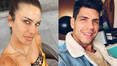 Carla Barber y su ex novio, Diego Matamoros