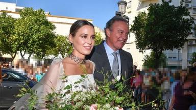 La gran ausente en la boda de Claudia, hija de Bertín Osborne, con José Entrecanales