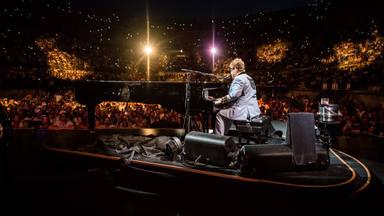 Elton John es el que más ha recaudado con su gira