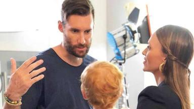 De las lágrimas de emoción de Helen Lindes al ''reencuentro de oro'' entre su hijo y Rudy Fernández
