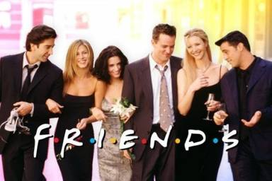 25 anys de Friends