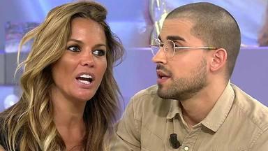 Miguel Frigenti y Marta López ya no son tan amigos como antes
