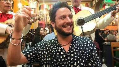 Manuel Carrasco es uno de los artistas más queridos en nuestro país