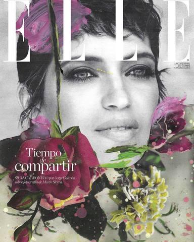 Sara Carbonero primera entrevista ELLE