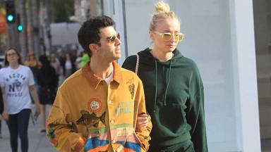 Joe Jonas y Sophie Turner estrenan su nueva etapa como padres