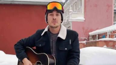 La canción de Andrés de 'Dvicio' a la borrasca Filomena cuenta la verdad de los madrileños
