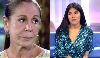 """Isa Pantoja, preocupada, desvela las graves secuelas que sufre su madre: """"Ella no está bien"""""""