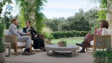 Oprah Winfrey se pronuncia por primera vez tras su entrevista más polémico con Meghan y el príncipe Harry