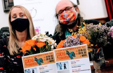 """Se pone en marcha la VI edición del Festival de Clown y teatro de calle """"Cucha de Primavera"""" de Úbeda"""