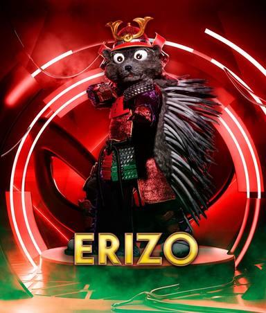 Erizo, una de las máscaras de Mask Singer 2