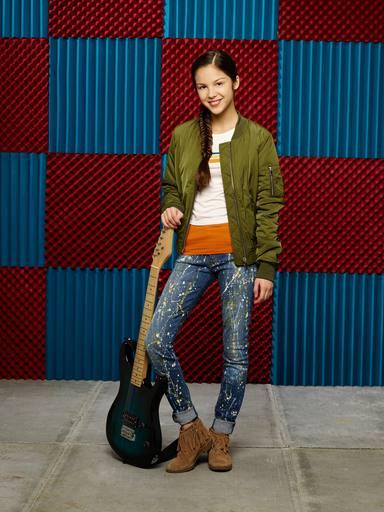 Olivia Rodrigo en una imagen cuando era chica Disney
