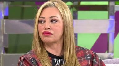 Belén Esteban habla del acuerdo con Jesulín Ubrique para la pensión de Andrea Janeiro