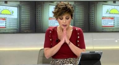 Sonsoles Ónega pierde los nervios en directo en 'Ya es mediodía' con uno de sus colaboradores