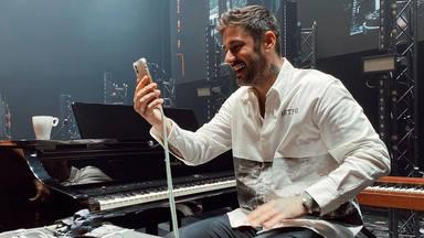 """La emotividad reina en el último concierto de Melendi: """"A buen entendedor…"""""""