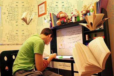 Els estudiants descuiden la seva alimentació en època d'exàmens