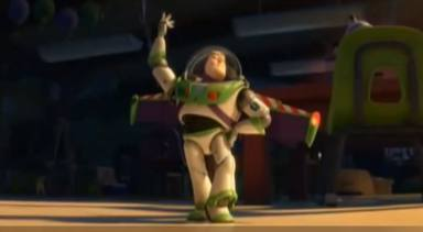 Buzz Lightyear en Toy Story 3